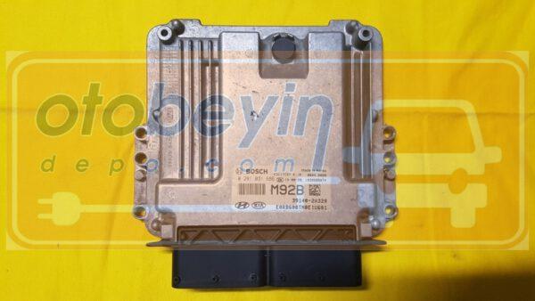 0 281 031 686 EDC17C57 39140-2A320 ACCENT BLUE MOTOR BEYNİ