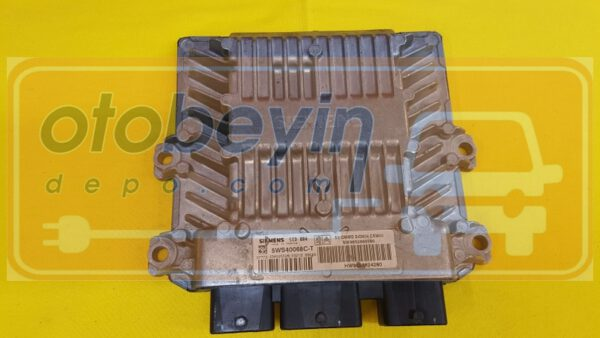 5WS40068C-T SW9652888580 SID 804 Citroen C3 Motor Beyni_800x450