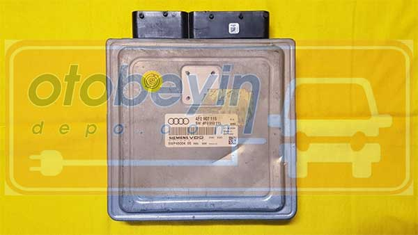 AUDI A6 3.2 BENZİNLİ MOTOR BEYNİ  SW4F0910115