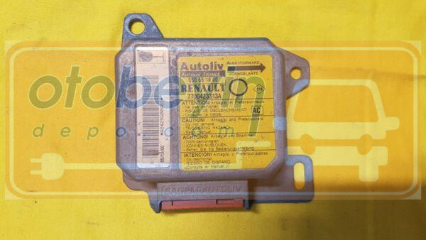 Airbag SRS  Steuergeraet 7700423313A Autoliv 550651800 AC Renault