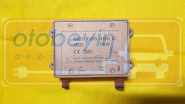 Audi a4  Q7 S Line Hands Phone Amplifier 8E0035456C