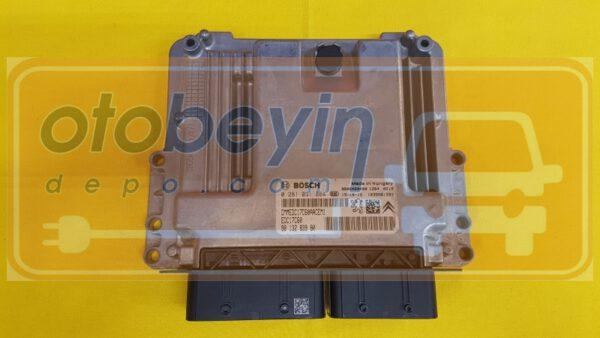Citroen C4 Peugeot 308 ECU Beyni 9806460480 0281031864