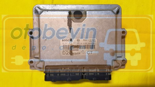 Citroen Jumper 2.8 HDI Motor Beyni 0281010931 1337648080