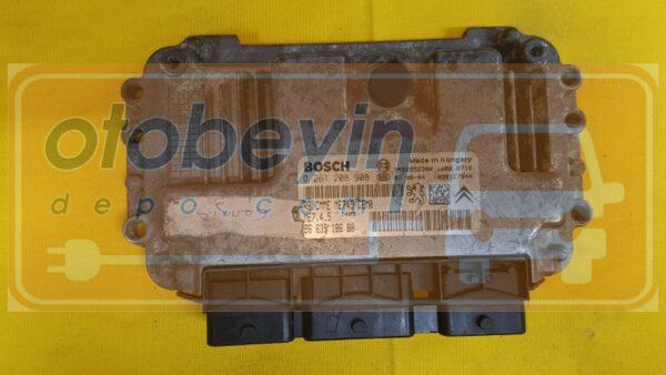Citroen Xsara picasso 1.6 Motor Beyni 0261208908