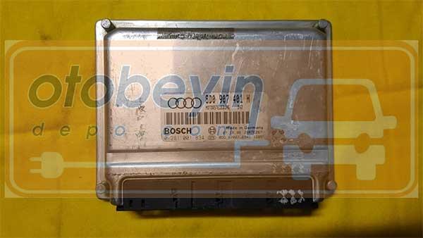 ECU ENGINE CONTROLLER AUDI A4 2.5 TDI BOSCH 0281001834