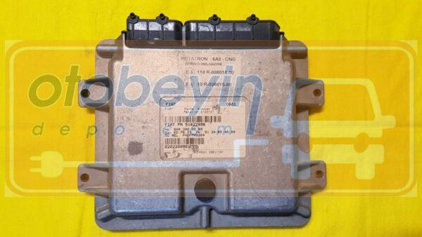 FIAT PANDA 1.2 BENZİNLİ MOTOR BEYNİ PN51822896