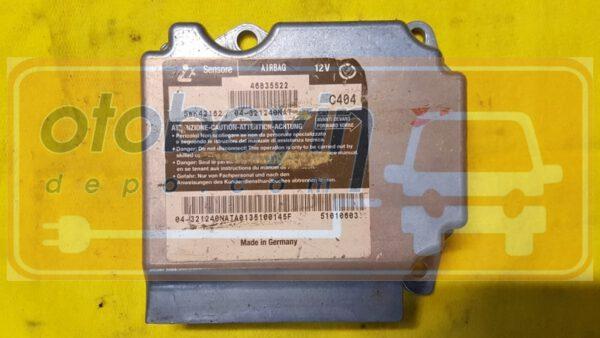 Fiat Stilo airbag beyni 5WK43162