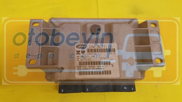 PEUGEOT 407 IAW 6LP1.12 SW9655354880
