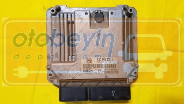 VW Golf 1.4 FSI motor beyni 0261s02004