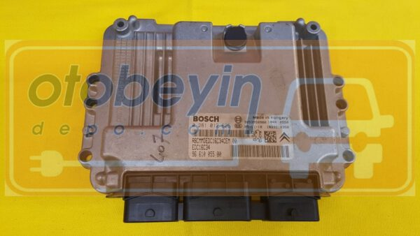 peugeot 407 1.6 HDI Motor Beyni 407 Beyin 0281012625 EDC16C34 9659728280