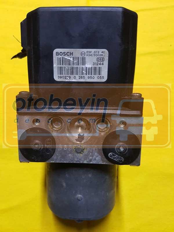 AUDI VW PASSAT ABS ESP BEYNİ 4B0614517G 0265950055