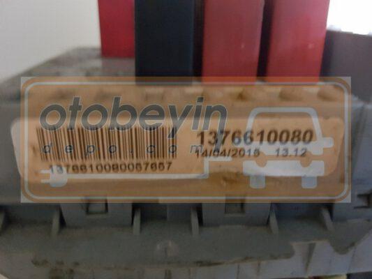 DUCATO BOXER JUMPER 2.2 1376610080 SİGORTA KUTUSU