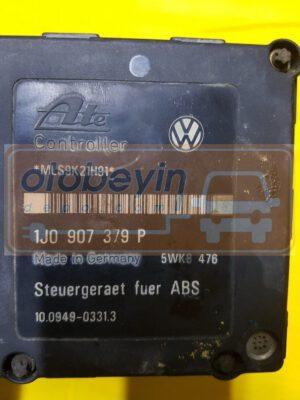Volkswagen Golf ABS Pompa beyni 1j0907379p  5WK8476