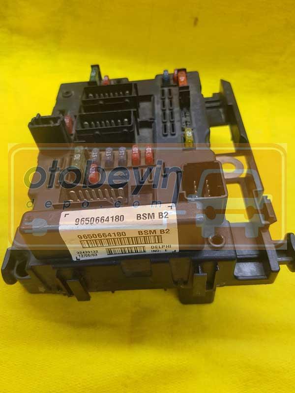 PEUGEOT CITROEN BSM B2 9650664180 206,307,PARTNER,C3