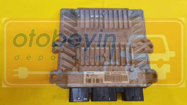 5WS40285C-T HW9653451880 SID806 Citroen C2 C3 206 Motor