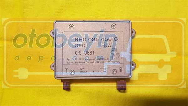 Audi a4  Q7 S Line Hands Phone Amplifier 8E0035456C