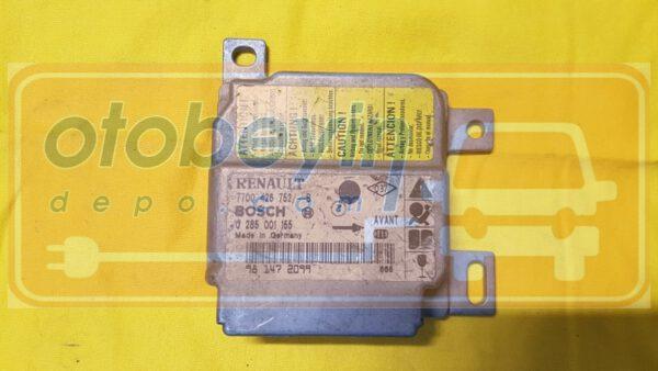 Clio Symbol Airbag Beyni 7700423821 Bosch 0285001155