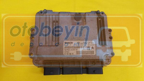 EDC16C3 Peugeot Citroen 1.6 Motor Beyni 0261208908