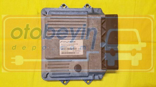 FPT 51862586 Fiorino Motor Beyni