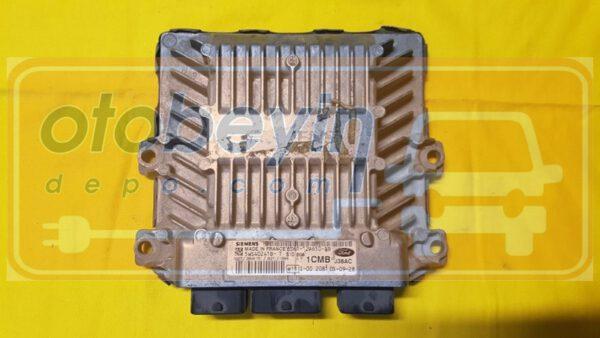 Fiesta 1.4 Dizel Motor Beyni 5WS40241B-T 6S61