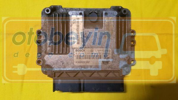 Ford LDV Maxus Motor Beyni Bosch  0281013348