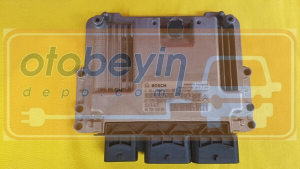 PEUGEOT 207 MOTOR BEYNI 9675495080 0261S06472