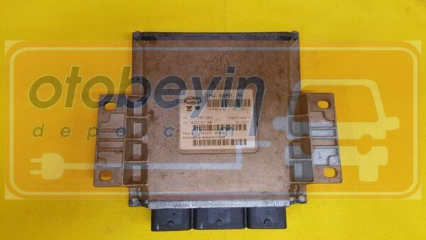 Peugeot 206 1.1 Motor Beyni  sw9644925780
