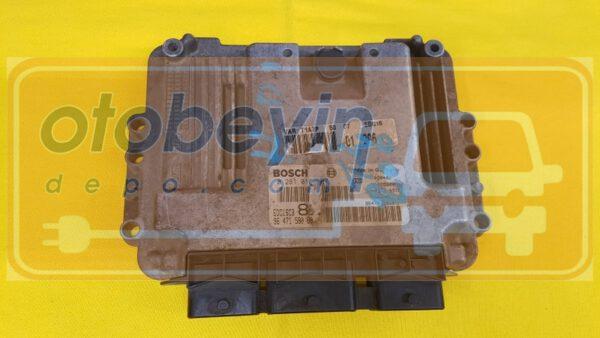 Peugeot 206 1.4 HDI Motor Beyni 9647158080