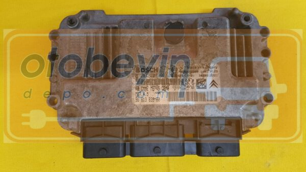 Peugeot 206 1.6 Motor Beyni 0261208901