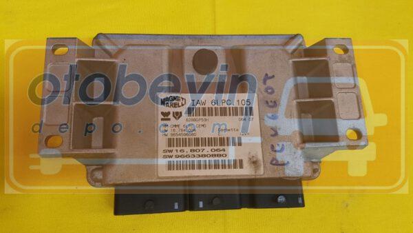 Peugeot 207 1.4 L sw9663380880