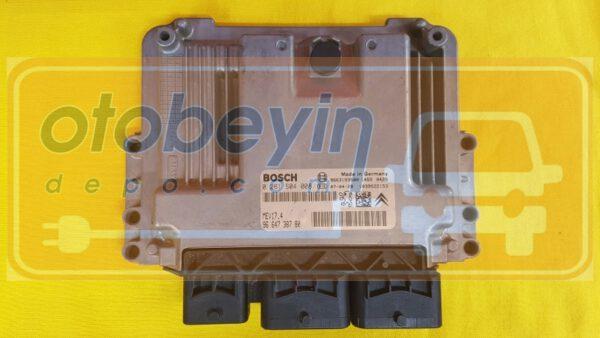 Peugeot 207 Motor Beyini 0261s04008