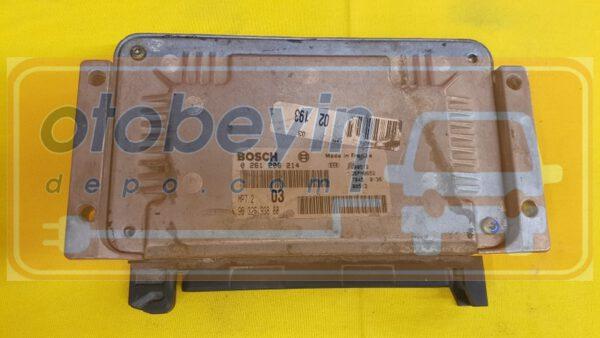 Peugeot 306 Citroen Xsara 1.6 Motor Beyni 0261206214 MP7.2