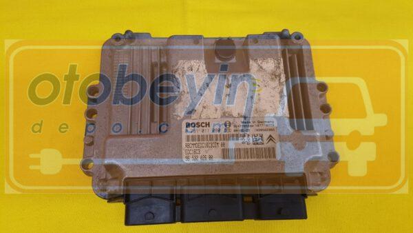 Peugeot 307  206 0281011090