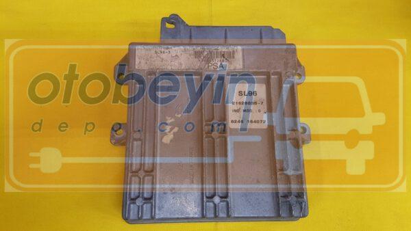 Peugeot 406 Motor Beyni 21626035-7 96 293 728 80