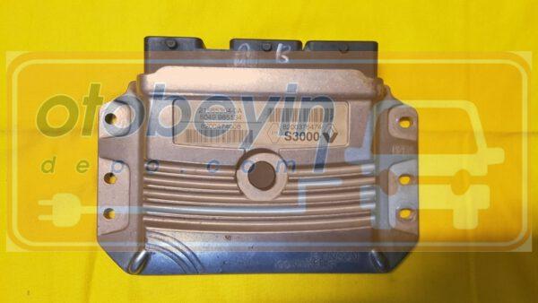 RENAULT MODUS 2004 1.4 16V motor beyni  8200376474
