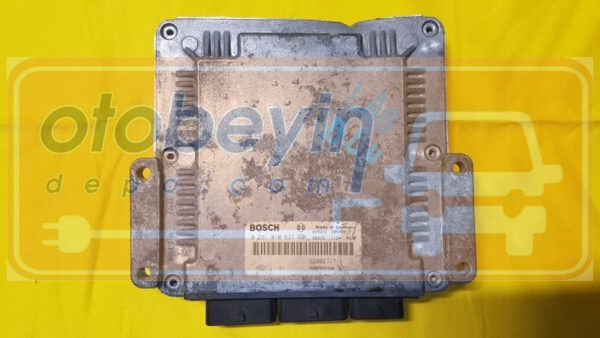 Renault Laguna 2.2 Motor Beyni 8200211711 0281010637 8200085386