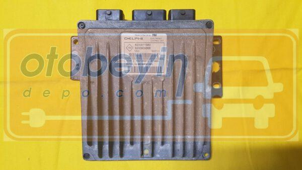 Renault Megane 2 Motor Beyni Clio Iıı Kango 1.5 Dci  Motor Enjeksiyon Beyni 8200911560