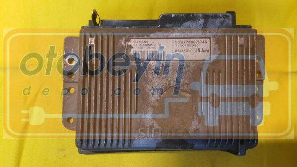 Renault Megane Scenic 1.6 S115300202A HOM7700875745 7700105980