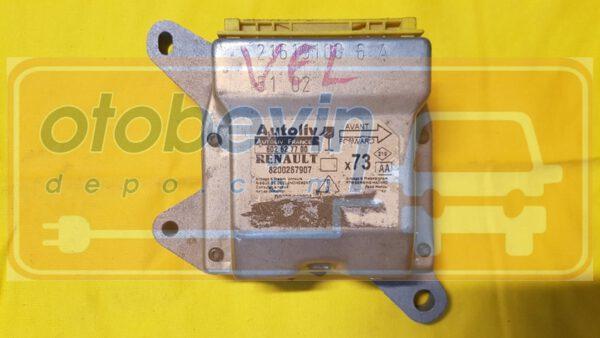 Renault VEL SATIS Airbag kontrol beyni 8200267907