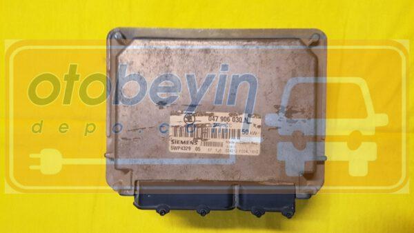 Skoda Felicia 1.3 047906030N Motor Beyni