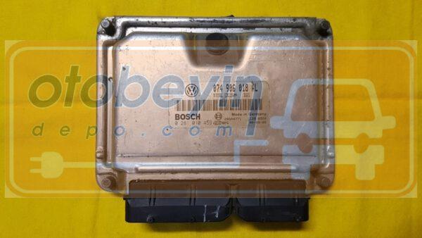 VW Transporter 2.5 TDI Motor Beyni 074906018AL  0281010459