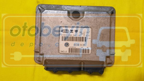 VW Volkswagen Polo 1.4 Motor Beyni 036906014BM