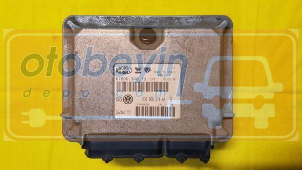 Volkswagen Golf 1.4 Motor Beyni 036906014AA   036 906 014 AA