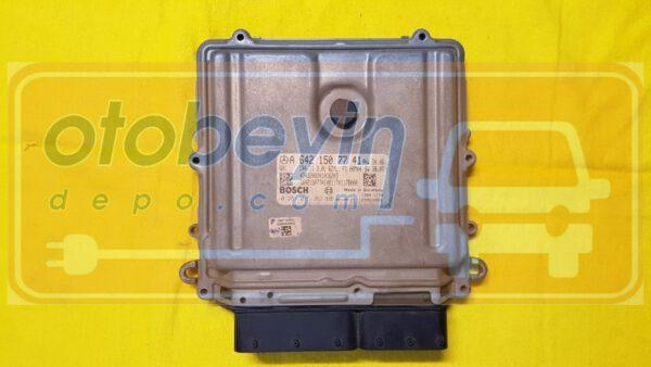 mercedes benz a6421507741 cr4.11.3.0l 6zyl motor beyni  bosch 0281015262