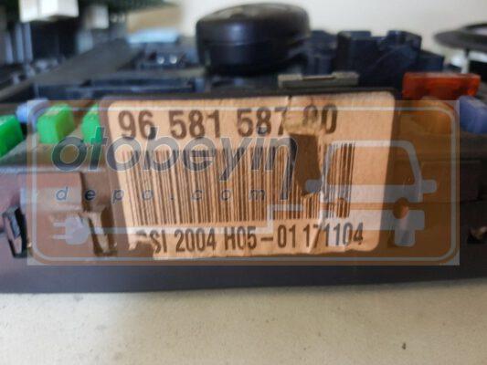 CITROEN C4 C5 1.6 HDI BSI H-05 9658158780