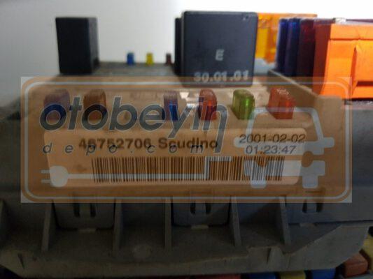 FIAT DOBLO 1.9 JTD SİGORTA KUTUSU 46752706