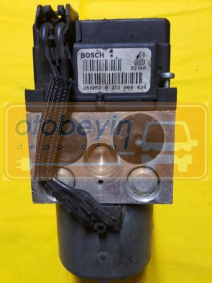 Fiat Punto ABS Beyni 0273004424 0265216618