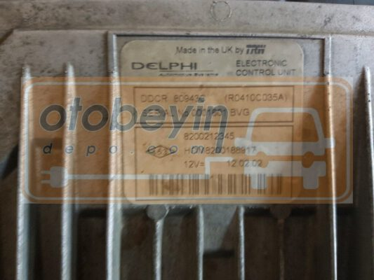 Renault Express CLIO 8200212345 8200188917