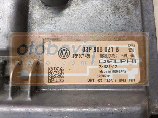 Volkswagen Polo dizel Motor Beyni 03P906021B 28291398