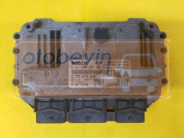 CITROEN BERLİNGO 1.6 HDI MOTOR BEYNİ 0261208905